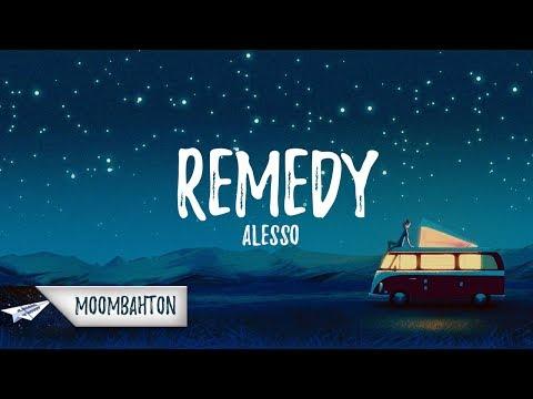 Alesso REMEDY Lyrics