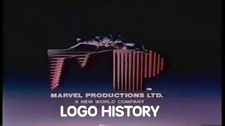 Marvel Productions Logo History (#99.5)