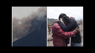 Guatemala volcano eruption: Latest activity - is Guatemala Fuego volcano still active?
