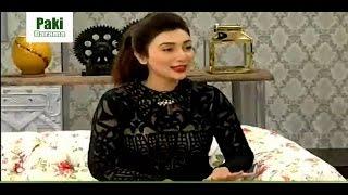 Ayesha Khan about Hamza Ali Abbasi Affair - Must Watch