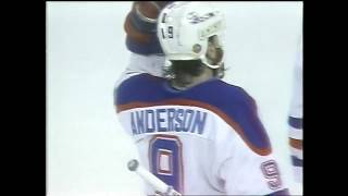 Glenn Anderson ices Game 7 with 3-1 goal, 1987 Cup Final