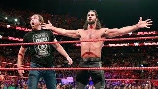 WWE Wal3ooha: دين أمبروز و سيث رولينز يتحدان أخيراً