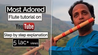 Online Bansuri / Flute Lesson - Beginner's Queries - Session 1