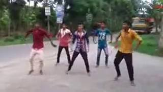O Ruposhi Konna Re Modeling Dance Video Song 2016 By Promit