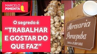Visita a mercearia Paraopeba em Itabirito (MG)