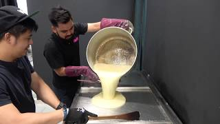 How Sticky Candy Are Made