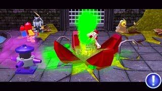 Lego Batman 2: DC Super Heroes (PS Vita/3DS/Mobile) Poison Ivy & Cat Woman