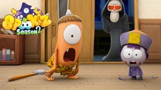 Spookiz 스푸키즈 | Season 2 - Episode 6-10 COMPILATION | Cartoons for Children