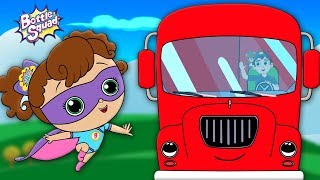 Wheels On The Bus | Bottle Squad Nursery Rhymes | Kids Songs | Videos For Children by Kids Tv