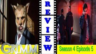 Grimm Season 4 Episode 5 Review! Cry Luison