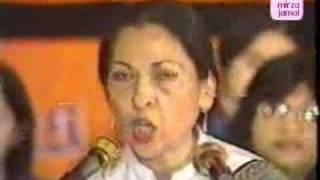 Zohra Naseem Singapori - Ghazal - Tujhko dikhlaaya nahin