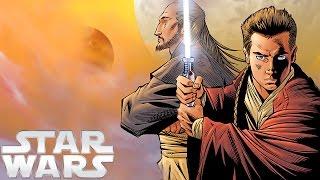 How Did Qui-Gon Jinn Meet Obi-Wan? Star Wars Explained