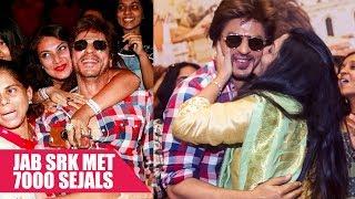 Jab Shah Rukh Khan Met 7000 Sejals