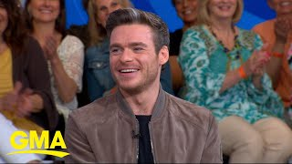 Richard Madden opens up about 'Rocketman' and the 'GOT' finale l GMA