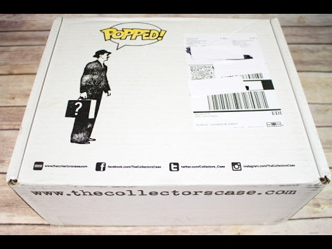 The Collectors Case January 2017 Unboxing #Collectors_Case
