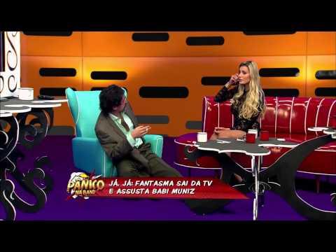 Poderoso Entrevista Andressa Urach   Pânico Na Band   01/12/13 HD