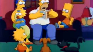 The Pitiless Bark Of The Sea Lion (The Simpsons)
