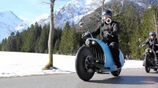 Johammer J1 — Spaß auf Schnee
