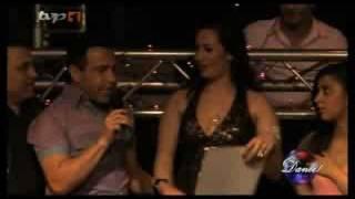 Zhaleh Ansari (TV Persia Dance 2011 In Netherlands)
