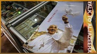 China and the Pope: A fresh start?   Talk to Al Jazeera