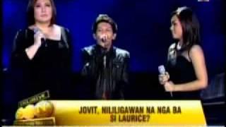 Jovit Baldivino may nililigawang contestant sa Star Power?