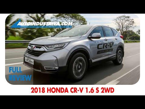 Xxx Mp4 2018 Honda CR V Diesel 1 6 S 2WD Full Review 3gp Sex