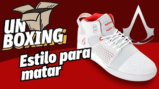 #Unboxing Assassin´s Creed Tenis Supra