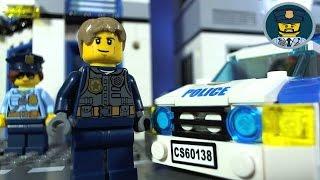 LEGO CITY POLICE High Speed Chase Mini Movie.