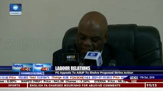 Labour Relations: FG Appeals To ASUP To Shelve Proposed Strike Action