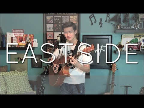 Eastside - Halsey,  Khalid & Benny Blanco - Cover (vocal  fingerstyle guitar). Now on Spotify