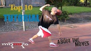 Top10 Streetball - Basketball - Tricks & Moves