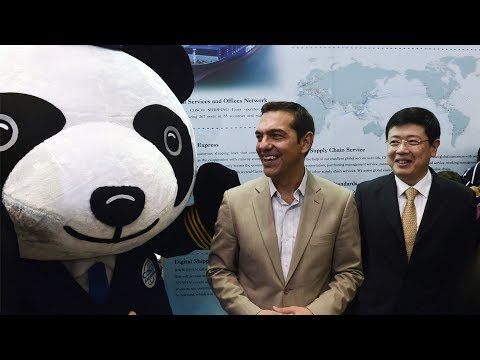 How China Is Infiltrating Greece