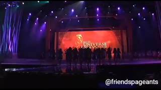 Opening Show Miss Universe 2008