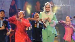 AJL 30- Dato Siti Nurhaliza, Dato Jamal Abdillah & Yasin HD (Rehearsal)
