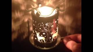 Aroma therapy night light oil diffuser/tart warmer lamp. Www.pureoils.storenvy.com