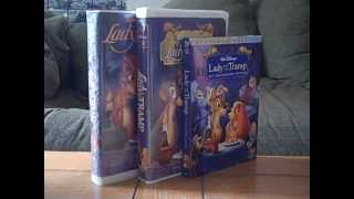 3 Different Versions of Lady and the Tramp