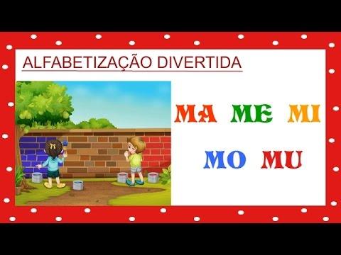 Xxx Mp4 Alfabetização Divertida MA ME MI MO MU Vídeo Educativo Infantil 3gp Sex