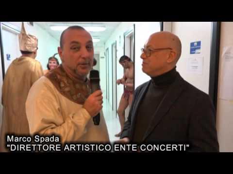 Backstage Aida Sassari 2015 2° Parte