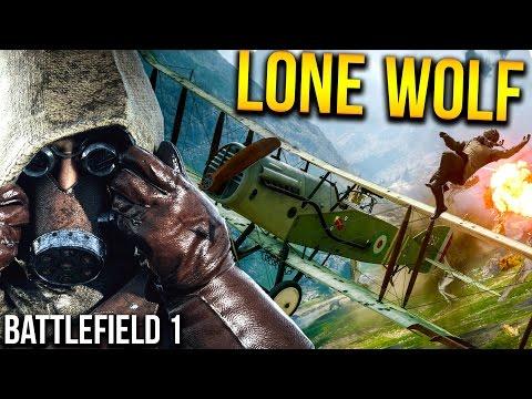 watch BATTLEFIELD 1 SPECIAL CLASS STREAKS   BF1 Pilot + Tank hunter Gameplay