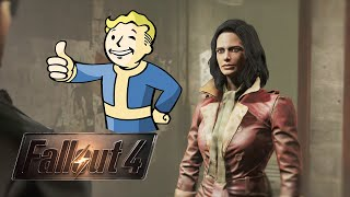 Fallout 4 | Romance With Piper | Take Piper To Bed