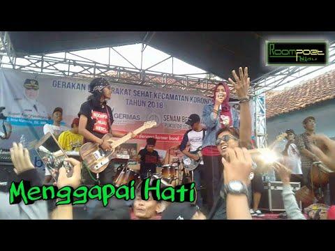 Roompoet Hijau - Menggapai Hati @Kecamatan Koroncong - Pandeglang