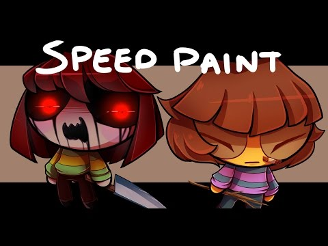 Xxx Mp4 Speedpaint Chara And Frisk PPG Style 3gp Sex