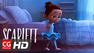 "CGI Animated Short Film HD: ""Scarlett Short Film"" by The STUDIO NYC"