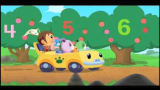 LeapFrog: Numberland's Curriculum Commentary for Parents