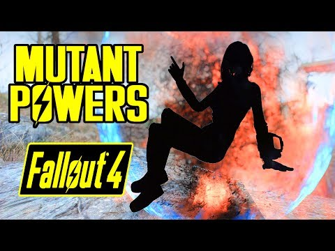 Xxx Mp4 Fallout 4 MUTANT POWERS Fly Teleport Burn Freeze Conjure Lots MORE Xbox PC Mod 3gp Sex