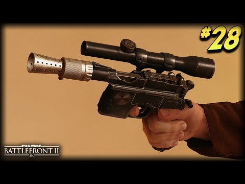 Star Wars Battlefront 2 Funny Moments 28 HAN SOLO SEASON