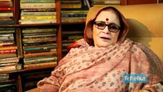 Remembering Ismat Chugtai with Padma Sachdev