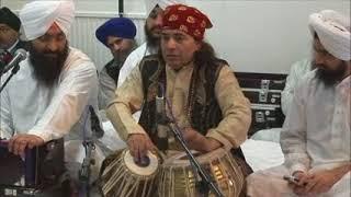Tari Khan in Glasgow Gurudwara