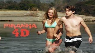 Piranha 4D Trailer 2018 | FANMADE HD