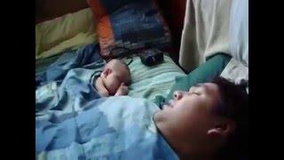 Sleeping Funny video ,,,Funny Sleeping Scary Pranks